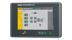 SIGMA AIR MANAGER 2 master controller